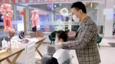 """""""二月二""""要来了,理发店的Tony老师复工了吗?"""