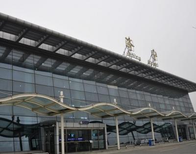 濟寧曲阜機場嚴格落實防控措施 筑牢疫情防控屏障