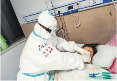 山東向黃岡捐建100張ICU床位 支持加強重癥患者救治