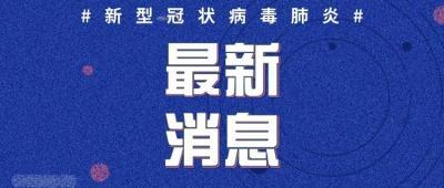2020年2月22日12時至24時山東省新型冠狀病毒肺炎疫情情況