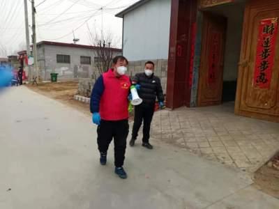 """泗水县中册镇村村有个流动""""小喇叭"""""""