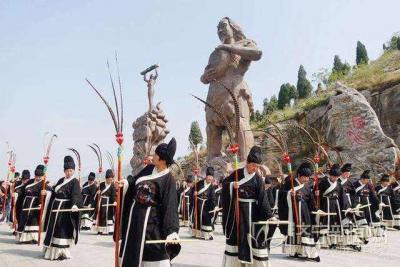 鄒城市取消庚子年三月初三伏羲廟會活動