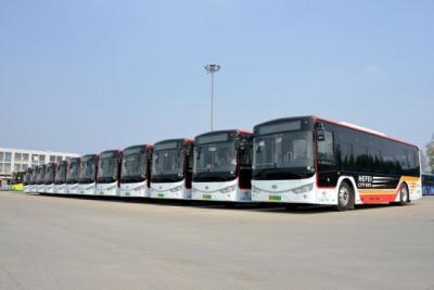 鄒城實現公交通行全覆蓋,還將建432個公交站亭