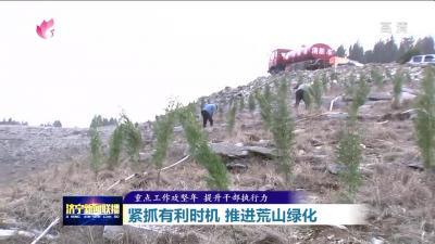 春季造林|济宁全面启动宜林荒山荒地绿化