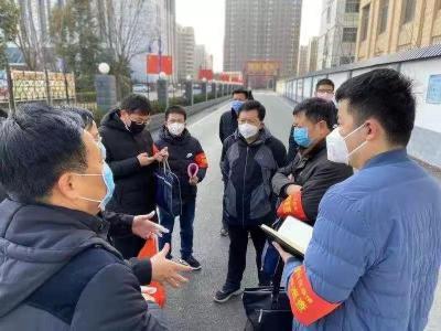 """濟寧疫情防控服務先鋒隊:打好""""黨建+防疫+復工復產""""組合拳"""