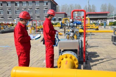 济宁中石油昆仑能源公司:思想行动组合出击 筑牢安全生产防线