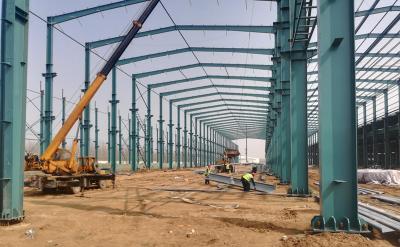 """开启复工复产""""经典速度"""" 打造鲁西南钢结构产业发展中心"""