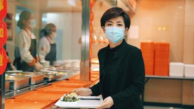 視頻 | 復工后食堂安全就餐指南,一起來get!