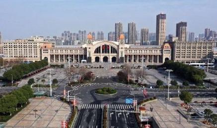 自3月28日零時起,恢復辦理武漢市17個鐵路客站到達業務