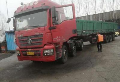 汶上縣165家復工復運貨運企業運營良好