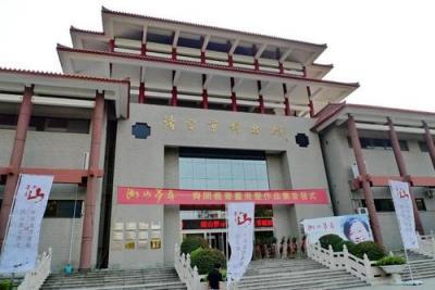 4月1日起,济宁市博物馆恢复开放