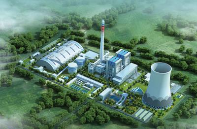 """华能济宁热电项目建设按下""""加速键"""" 确保按时投产"""