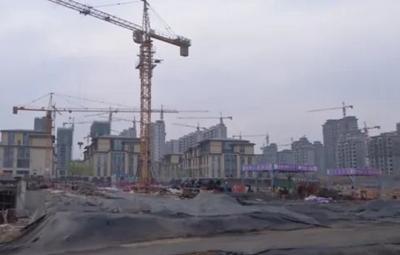 鄒城孟子湖新區19個重點項目復工率100%