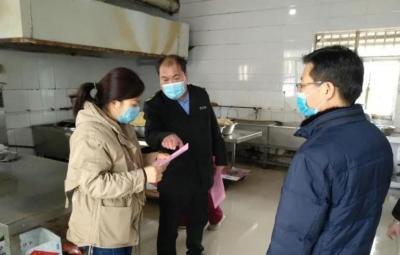 兖州加强对复工餐饮业检查 保障人民群众饮食安全