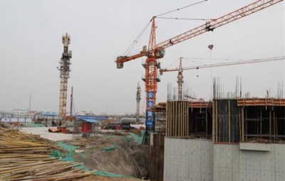 金乡在建项目有序复工 帮助15家企业解决物资保障