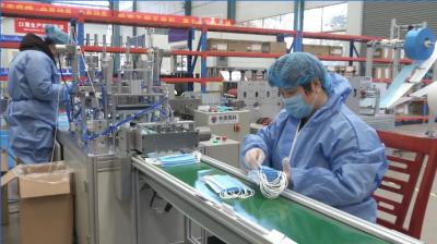 这就是济宁速度!从研发到产出,20天造出口罩机