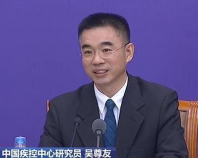 中國疾控中心專家:低流行地區可以恢復正常工作、生活秩序