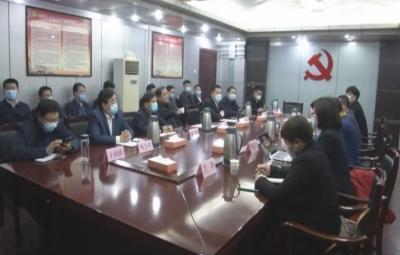 """鱼台""""旧城海子乡村振兴""""及惠河生态景观带项目签约"""