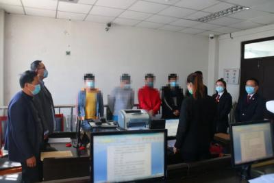 用时30分钟,泗水5起适用认罪认罚速裁程序案件当庭宣判!