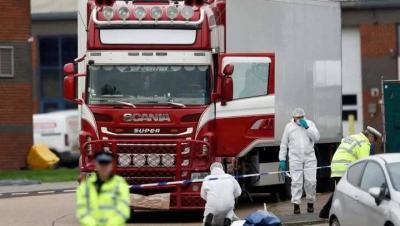 还记得39人遇难的英国货车惨案吗?涉事司机认罪!