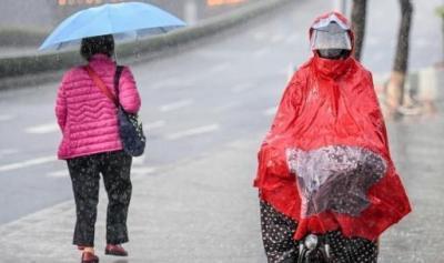 """多地气温经历""""过山车"""" 华北迎今年首场大范围春雨"""