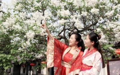 福利來啦!4月18日至26日,穿漢服游孟廟孟府免門票