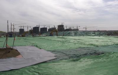 鱼台县一季度重点城建项目集中开工
