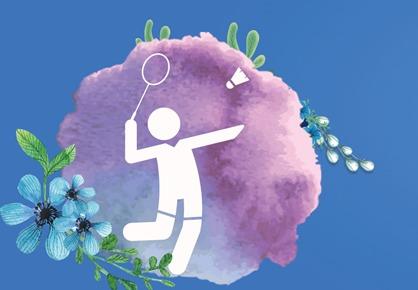 """""""文明健康 有你有我""""公益广告:运动浇活生命花 营养孕育健康果"""