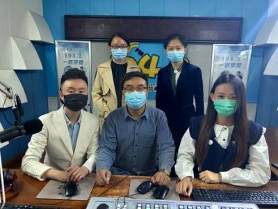 汶上县重点景区做客济宁广播电视台公益性融媒体系列访谈