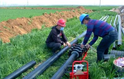 邹城推进城乡供水一体化 保障群众饮水安全