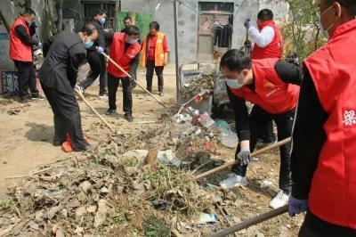 梁山開展支部結對共建 助力脫貧攻堅活動