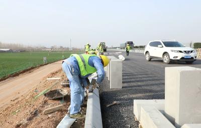 精心组织 强化管理 曲阜全力推进各项市政工程建设任务