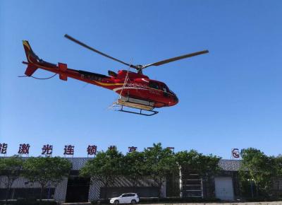 """""""飞防+人防""""立体防治!济宁高新区完成近10万亩飞防作业"""