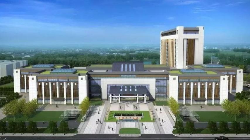 濟寧市中醫院新院區預計6月底前開工建設