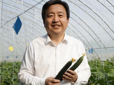 鲁力助农 蔬菜保供应 曲阜市副市长为这家企业代言