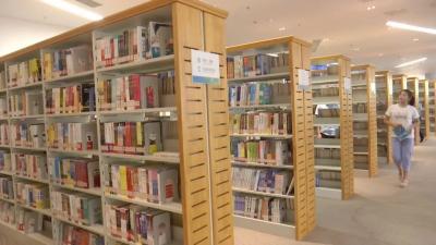 去读书吧 济宁高新区图书馆今起有序恢复开放