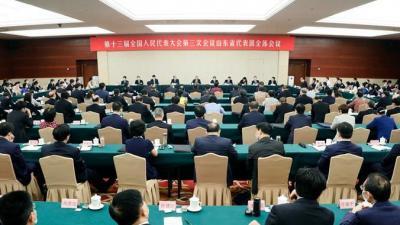 全力穩住外貿外資基本盤 ——住魯代表委員建言推進更高水平對外開放