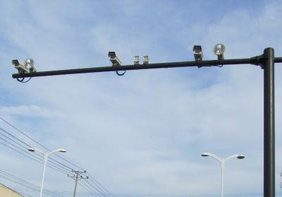 过往司机注意,微山公布15处固定测速设备位置