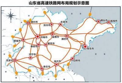 备受关注的京沪高铁二线,将给山东带来什么?