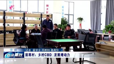 魚臺前蔣村:鄉村CBD 發展增動力