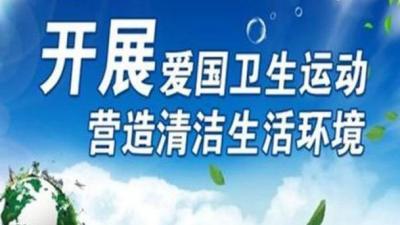 """汶上縣南站鎮吹響愛衛戰役集結號 筑牢""""戰疫""""防護墻"""