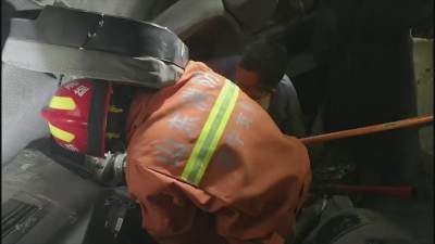 車禍猛于虎!濟寧消防連續緊急救援兩起車禍