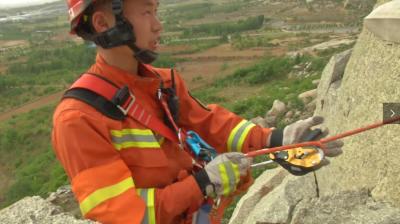 實戰演練|鄒城消防救援大隊提高作戰能力