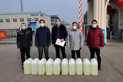 市派兗州區民營企業高質量發展服務隊助力企業復工復產