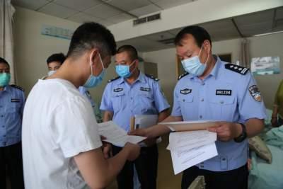 遭遇事故抢救治疗成难题 济宁交警启动快速救助程序