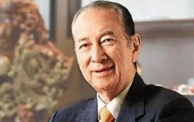 賭王何鴻燊逝世!享年98歲
