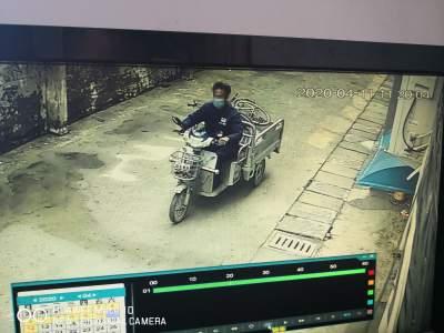 偷車賊抓住了!嘉祥警方破獲一起盜竊自行車案