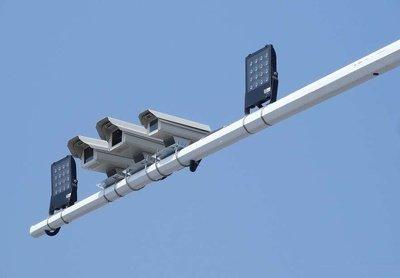 6月3日起,濟寧城區新增一處電子違法抓拍系統