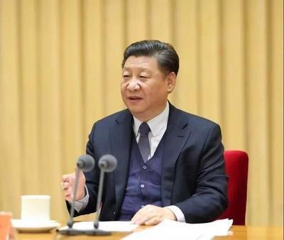 中共中央政治局召開會議討論政府工作報告 習近平主持會議