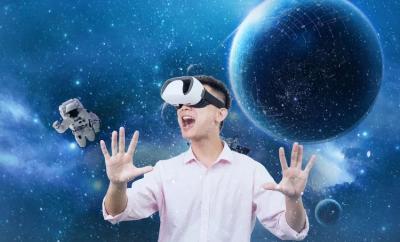 濟寧科技館全面升級 全新VR體驗室在這等你